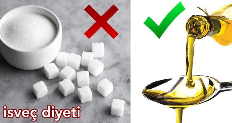 İsveç diyeti nasıl yapılır