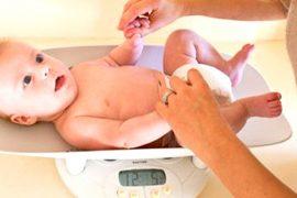 zayıf bebek nasıl kilo alır