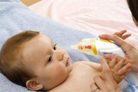 bebeklerde burun tıkanıklığı nasıl açılır