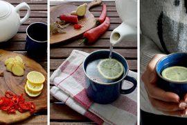 gribe iyi gelen çaylar ve besinler, grip çayları