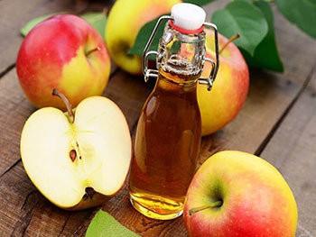 sivilceler için elma sirkesi