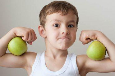 çocuklarda bağışıklık sistemini güçlendiren yöntemler