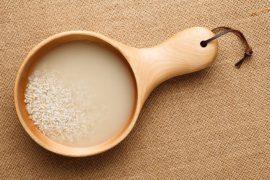 pirinç suyu maskesi nasıl yapılır, cilt ve saç için pirinç suyu