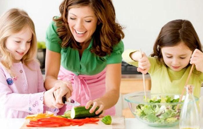 çocuklarda sağlıklı beslenme alışkanlığı